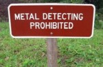 metal-detecting-prohibited